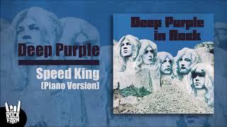 Deep Purple - Speed King (Piano Version)