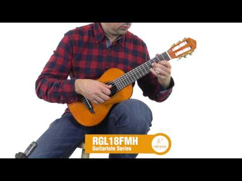 ORTEGA RGL18FMH Akustické kytarové ukulele