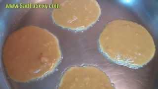 7S2S Day One : Pumpkin Pancakes (Grain-Free, Milk-Free, Sugar-Free) Recipe Review - Practical Paleo