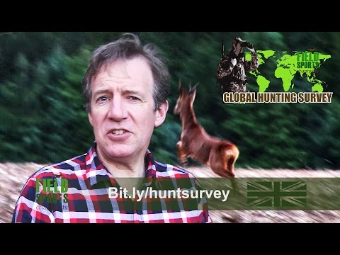 #globalhuntingsurvey – the results
