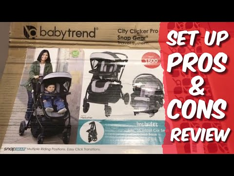 Baby Trend City Clicker Pro Travel System | ALL YOU NEED TO KNOW