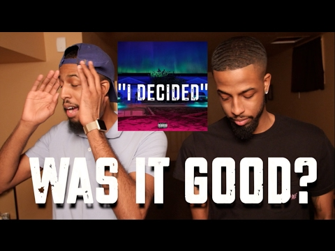 "BIG SEAN ""I DECIDED"" ALBUM REVIEW AND REACTION #MALLORYBROS 4K"