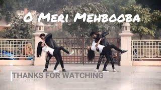 O Meri Mehbooba || Dance Cover || Bollyhop || by The D Mons || AMAN and REYANSH || Bollywood dance