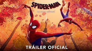 SPIDER-MAN: UN NUEVO UNIVERSO   Tráiler subtitulado (HD)