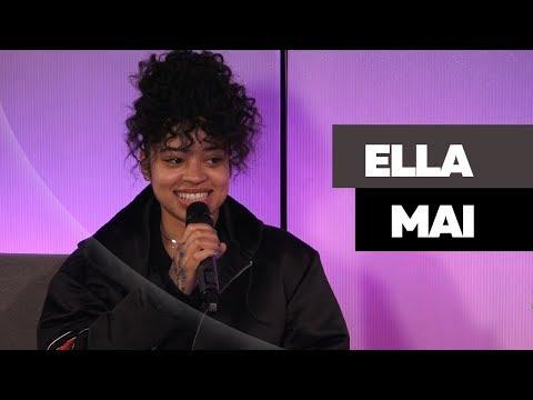 Ella Mai On Boo'd Up, Dream Collabs + Chris Brown