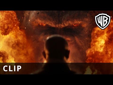 Kong: Skull Island (Clip 'Is That a Monkey?')