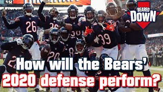 How will the Bears' defense perform in 2020? Will they mirror the success of the 2018 defense?