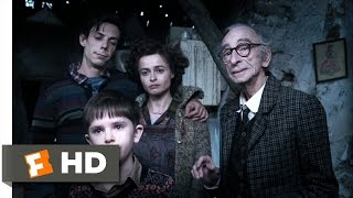 Charlie and the Chocolate Factory (5/5) Movie CLIP - Charlie's Choice (2005) HD