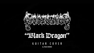 Dissection - Black Dragon (Guitar Cover)