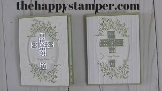 Ep. 611 ~ Easter Card Hold On To Hope | By Stampin Up!