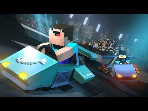 DERP RACE (Minecraft Animation)