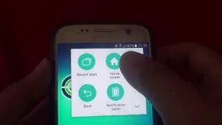 Samsung Galaxy S7: How to Enable On Screen Home Key
