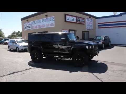 2006 Hummer H3 4x4 Adventure and Luxury Pkgs LIFT TIRES 20in WHEELS - Autos Inc