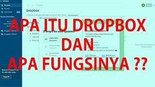 APA ITU DROPBOX & APA FUNGSINYA ??