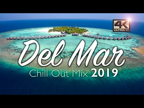Del Mar Chillout Mix 2019 - Relax Music - Chill Out Music - Summer Mix 2019 - Del Mar Music 2019 (видео)