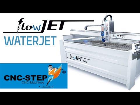 Sistema de corte por chorro de agua - flowJET