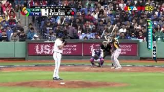 20130302 WBC世界棒球經典賽:澳洲VS中華 ELTA HD 王建民先發