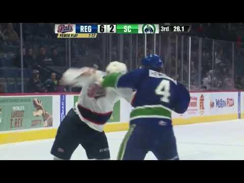 Cole Carrier vs. Parker Hendren
