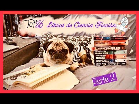 TOP 26️ Libros de Ciencia Ficción  Parte 2 *|  PennyBooks  - YouTube