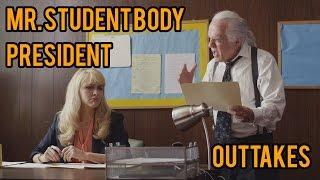 OUTTAKES: Mr. Student Body President - Maggie Ross / Jenn Lyon / Bill Weeden