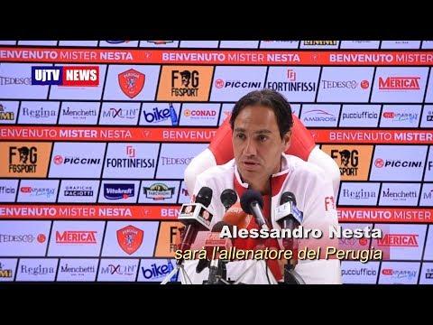 Nesta allenatore del Perugia