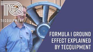 Formula 1 Ground Effect