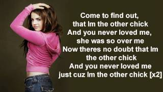 Jojo - The Other Chick [Lyric]
