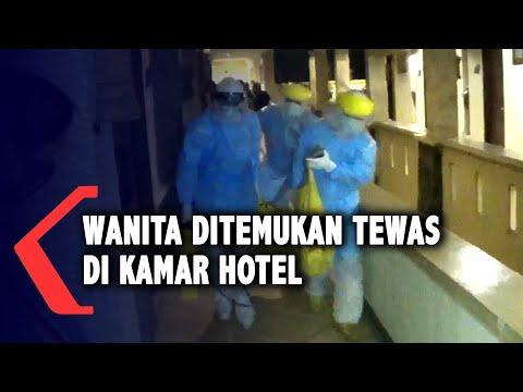 Dugaan Pembunuhan Wanita Ditemukan Tewas di Hotel