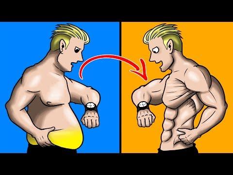 Poți să pierzi în greutate în încheieturile tale