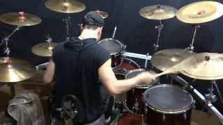 Children of Bodom - Sixpounder - Drum Cover by Helton Turcheto.