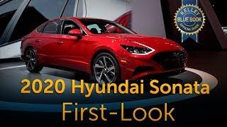 2020 Hyundai Sonata   First Look