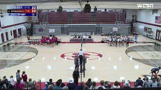 Har-Ber High School Volleyball | Har-Ber vs. Springdale