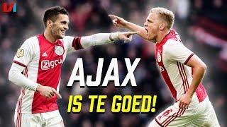 'Ajax Misschien Wel Sprankelender Dan Vorig Seizoen!'