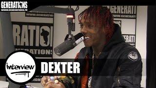 Dexter aka Famous Dex - Interview (Live des studios de Generations)