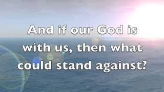 Our God is Greater with Lyrics / Shane Bernard and Shane Everett