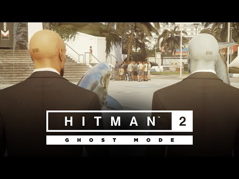 HITMAN 2 - Ghost Mode Gameplay Reveal thumbnail