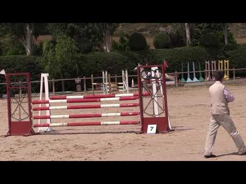 3ª Fase Copa Navarra de Saltos Añezcar 270621 Video C