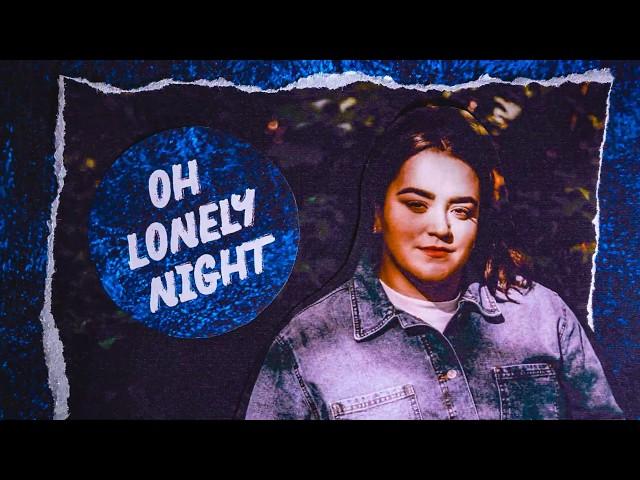 Lonely Night  (Lyric) - CeeV