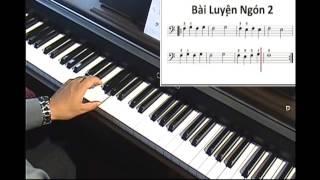 Học Đàn Online Piano Level 1_Bài 2