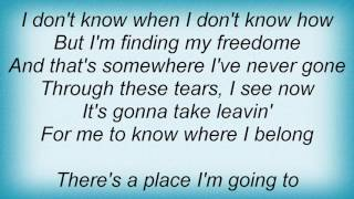 Terri Clark - Till I Get There Lyrics