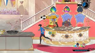 Battle Chef Brigade - Daily cookoff December 1st 2017 - Perfect score - Vegetarian style