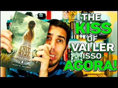 EU RECOMENDO: THE KISS OF DECEPTION + SORTEIO (sem spoiler) | Livraria em Casa
