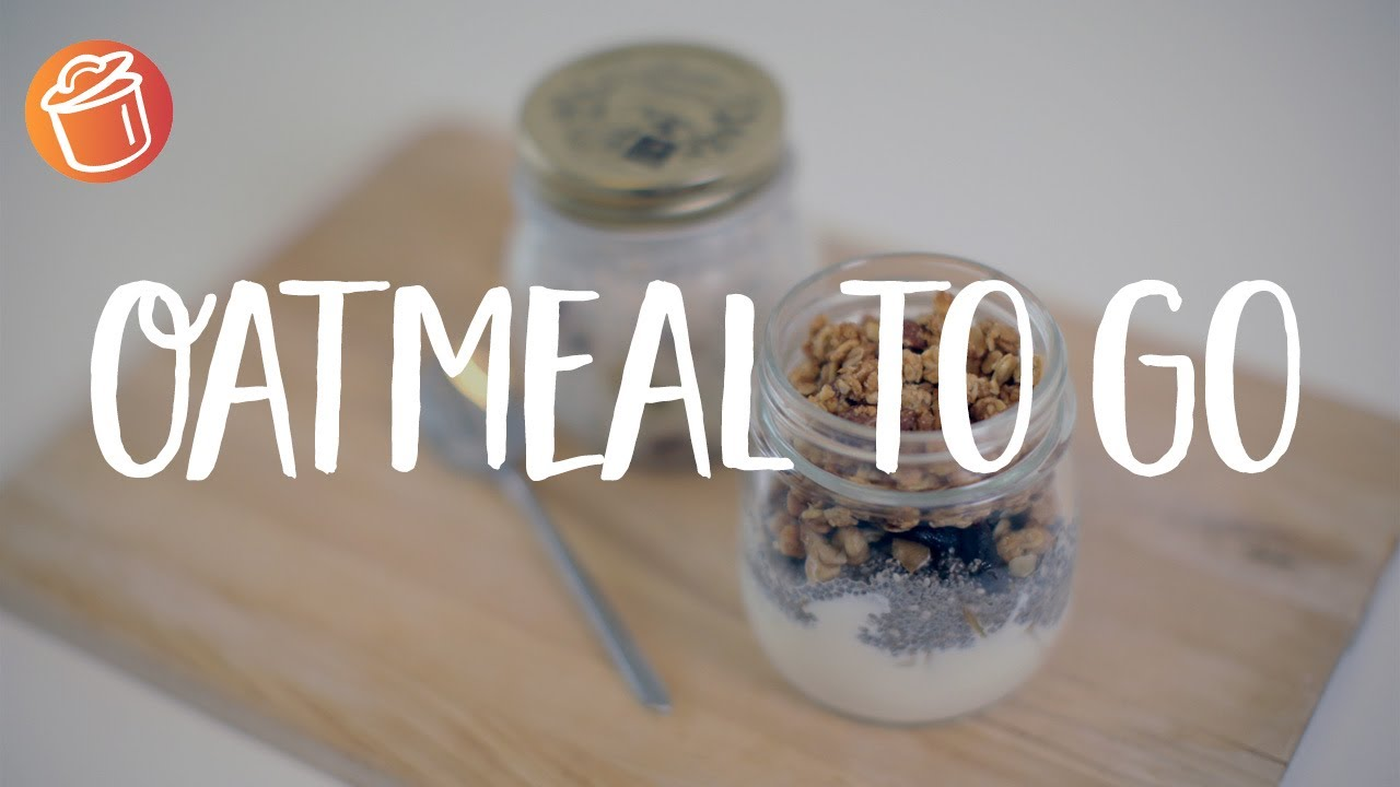 Oatmeal to go (ohne Kochen)
