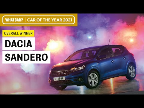 Dacia Sandero: why it's our 2021 Car of the Year | What Car? | Sponsored