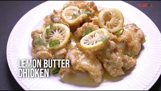 Lemon Butter Chicken, SIMPOL!