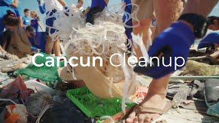 Thumbnail for 4ocean Beach Cleanup in Cancun