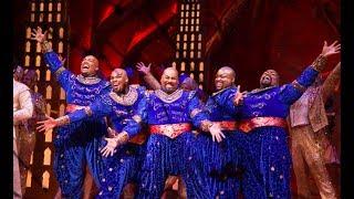 5 Year / 5 Genie Medley - ALADDIN on Broadway