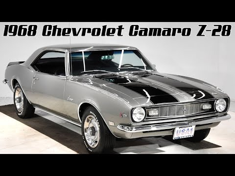 Video of '68 Camaro - Q4M2