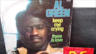AL GREEN KEEP ME CRYING