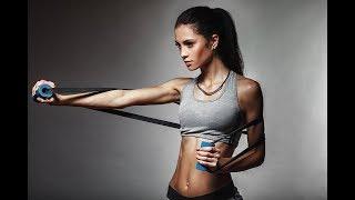 Красивые девушки тренируются!!!Фитнес трнировки.